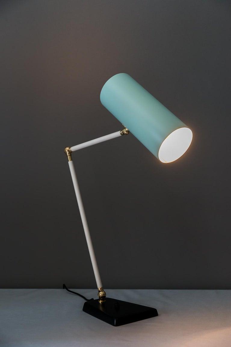 J.T. Kalmar Table Lamp, Vienna, circa 1960s For Sale 4