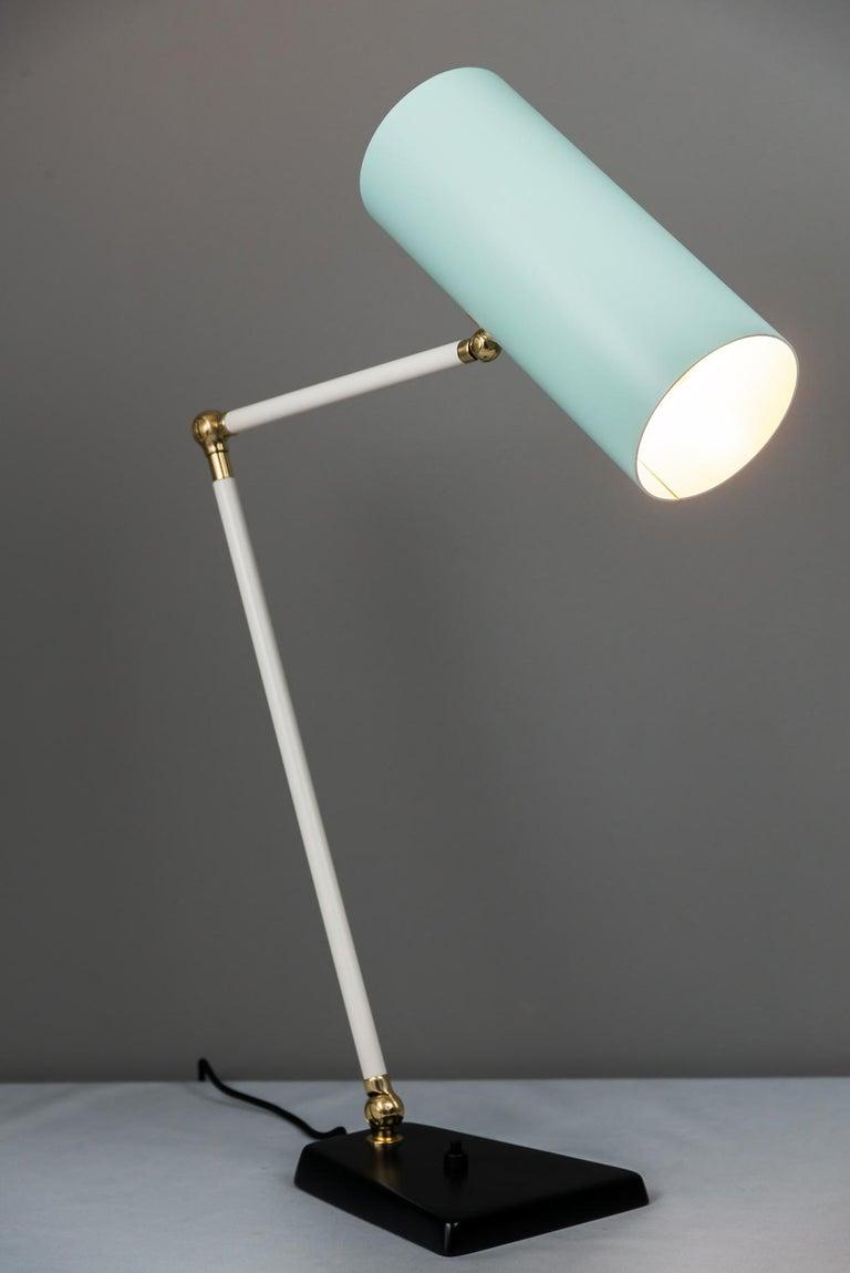 J.T. Kalmar Table Lamp, Vienna, circa 1960s For Sale 5