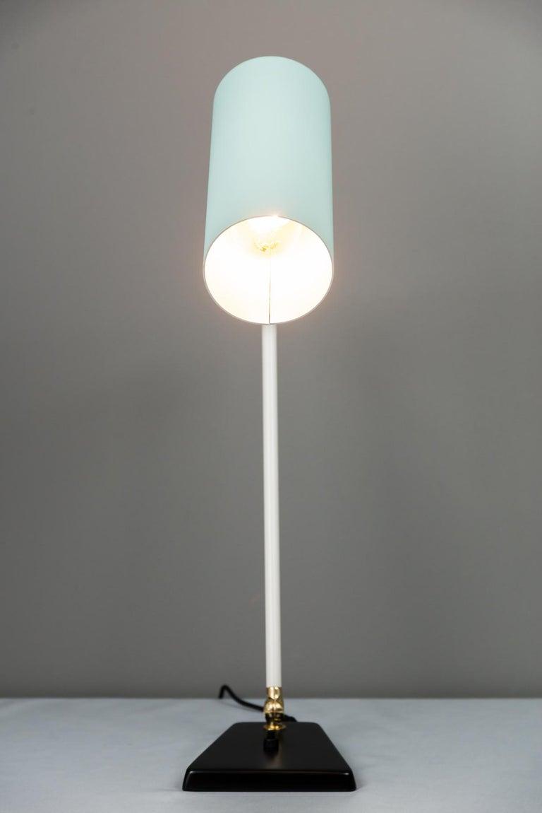J.T. Kalmar Table Lamp, Vienna, circa 1960s For Sale 7