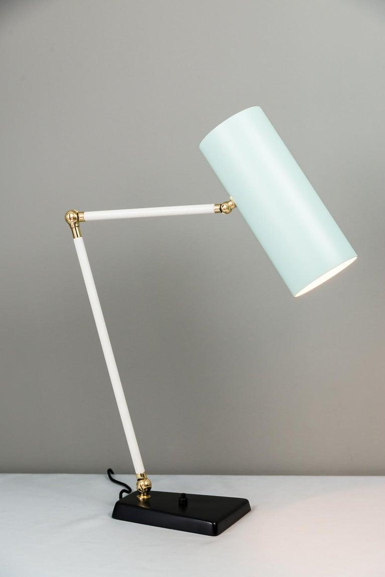 J.T. Kalmar Table Lamp, Vienna, circa 1960s For Sale 9