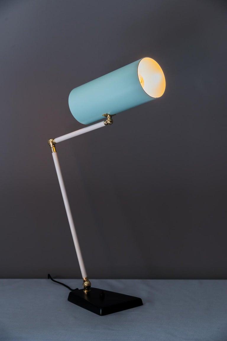 J.T. Kalmar Table Lamp, Vienna, circa 1960s For Sale 1