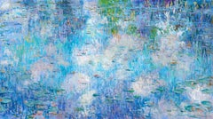 Waterlilies Clouds