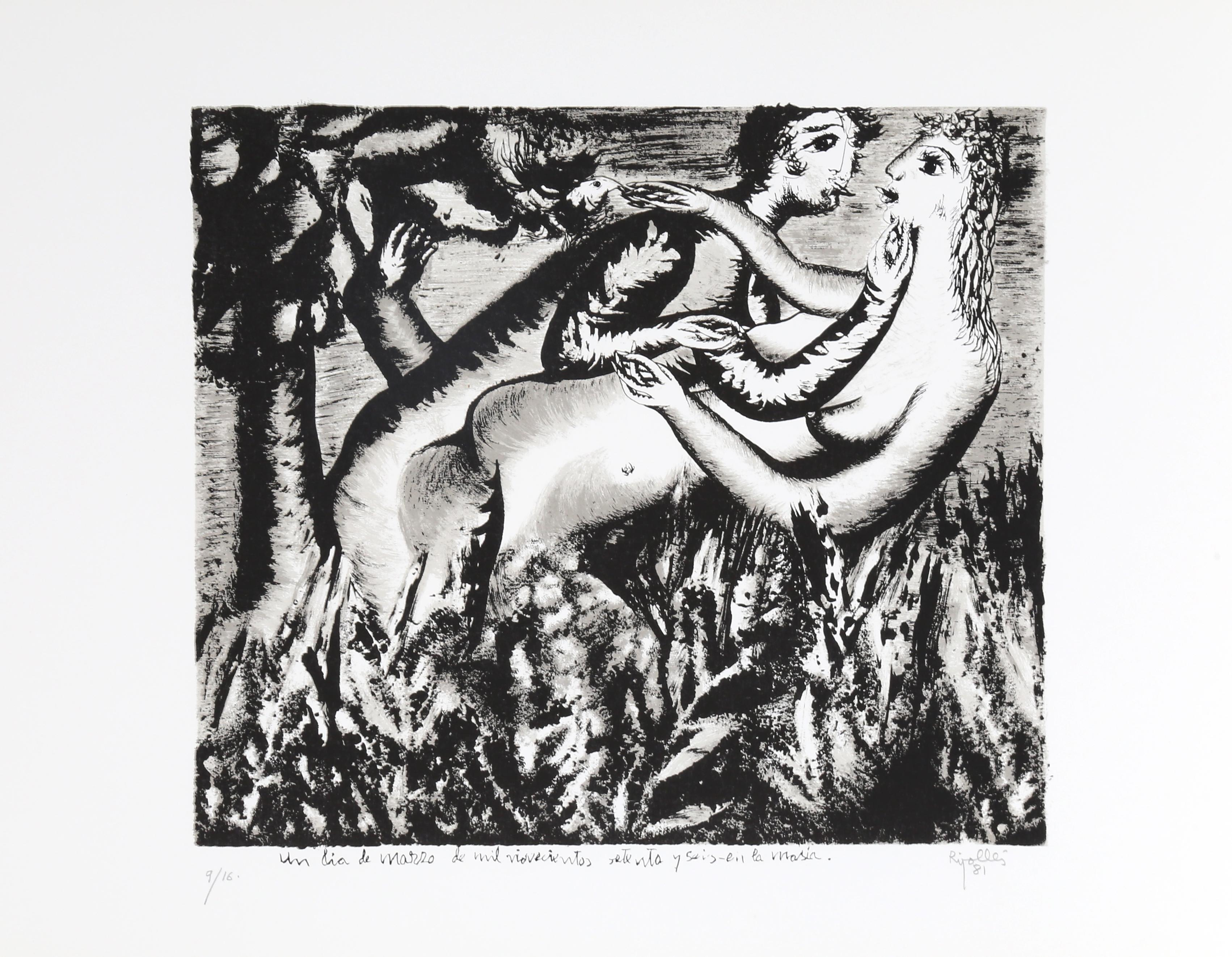Un Dia de Marzo, 1981 by Juan Garcia Ripolles