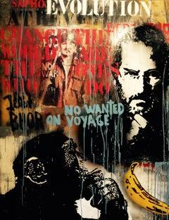 Juan Manuel Pajares, Miss Sarajevo, Street Art