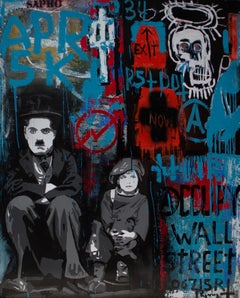 Occupy. original painting