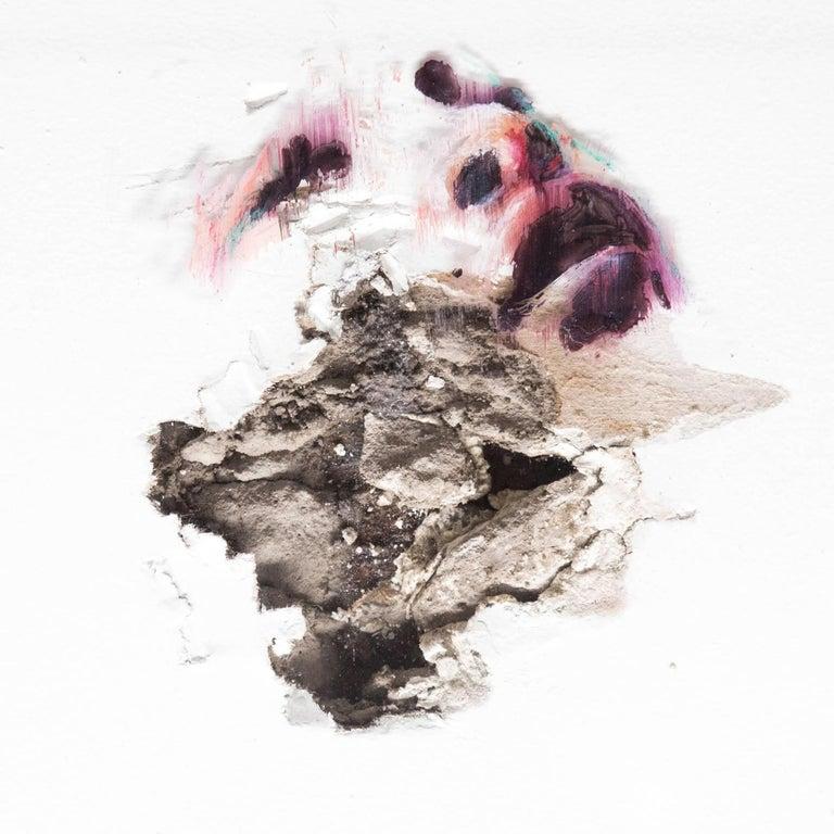 Wounds XV - Contemporary Mixed Media Art by Juan Miguel Palacios