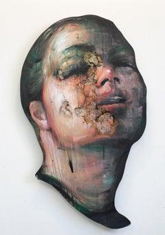 3D Portrait of Woman: 'The Wanders I'