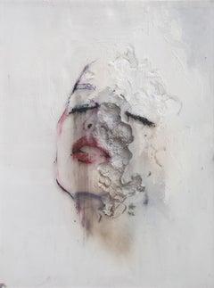 3D Portrait Painting of Woman: 'Wounds CCLXX'