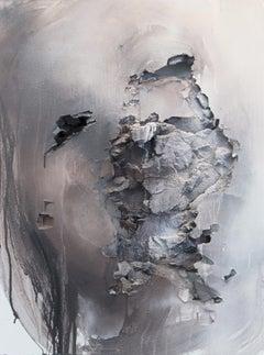 3D Portrait Painting of woman: 'Wounds CCXXXVIII'