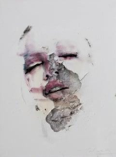 3D Portrait Painting: 'Wounds CCLVI'