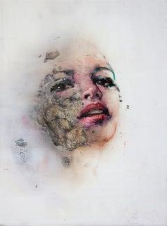 3D Portrait Painting: 'Wounds CCXXVI'