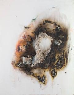 #D Portrait Painting: 'Wounds CCXXXVII'