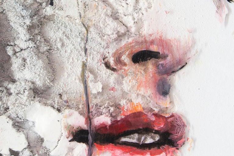 Portrait Painting: 'Wounds XCVI' For Sale 2