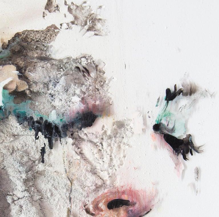Portrait Painting: 'Wounds XCVI' For Sale 4