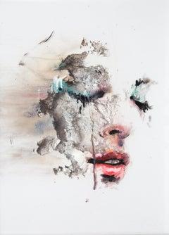 Portrait Painting: 'Wounds XCVI'