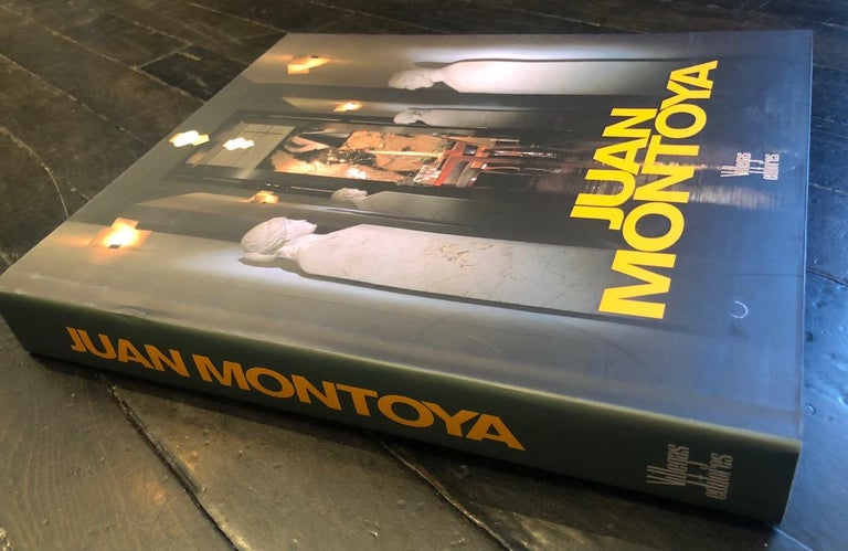 A look into the illustrious career of world renowned Interior designer Juan Montoya as portrayed in his 1st book published in Spanish in 1998 by Villegas editors. Each book is signed by Juan Montoya. Almost 400 pages of incredible images bound with