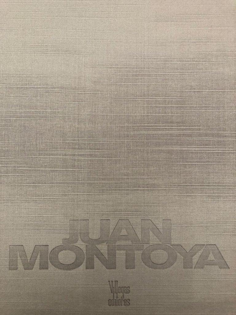Juan Montoya Design Book-Spanish Edition Signed For Sale 2