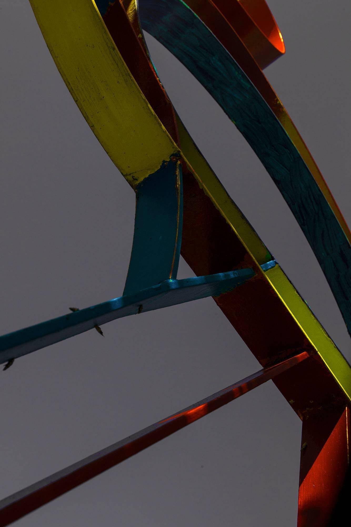"""Flaming 13"", Medium Color Photograph, 2018"