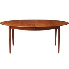 Judas Dining Table by Finn Juhl for Niels Vodder