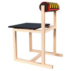 Judd-Nelson Modern Ash Wood Chair