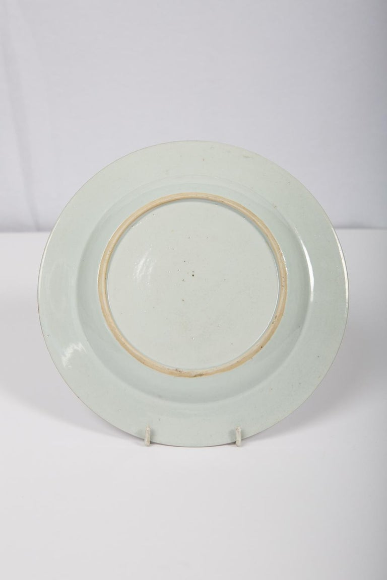 Judgment of Paris Chinese Export Plate For Sale 3