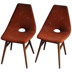 "Judit Burián Hungarian Artist Designed the ""Erika"" Called Chair in 1959"