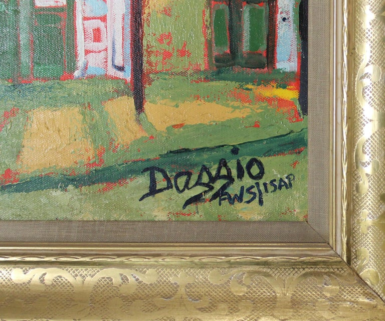 American Judith Dazzio Painting For Sale