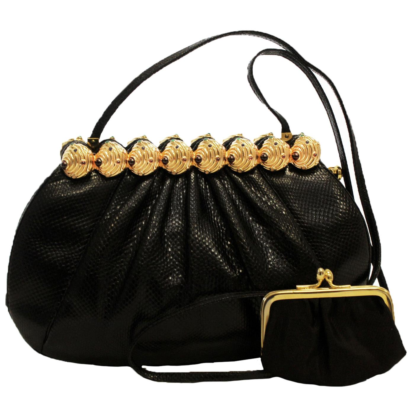 8def6ab9e6d2 Vintage Judith Leiber Handbags and Purses - 234 For Sale at 1stdibs