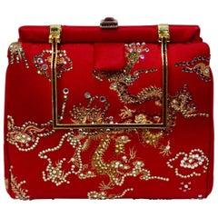 Judith Leiber Chinese Dragon Bag