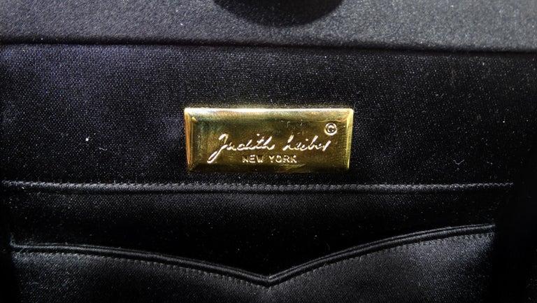 Women's or Men's Judith Leiber Embellished Patchwork Bag For Sale