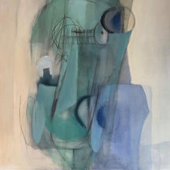 Judith North, The Conviction of Things Not Seen #2, Original Abstract Art