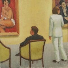 Collectors: Figurative Painting of Figures in the Metropolitan Museum