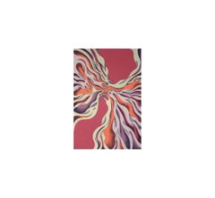 Reaching/Uniting/Becoming Free by Judy Chicago