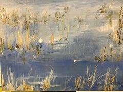 Southern Comfort, Painting, Acrylic on Wood Panel
