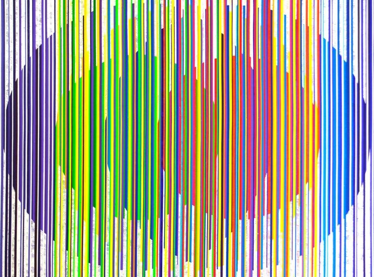 Mexican Juego de Ecos Circulares / Lao Gabrielli / Artist For Sale