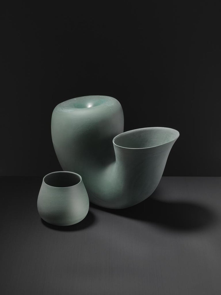Dutch Jug and Cup by Aldo Bakker Courtesy of Particles For Sale