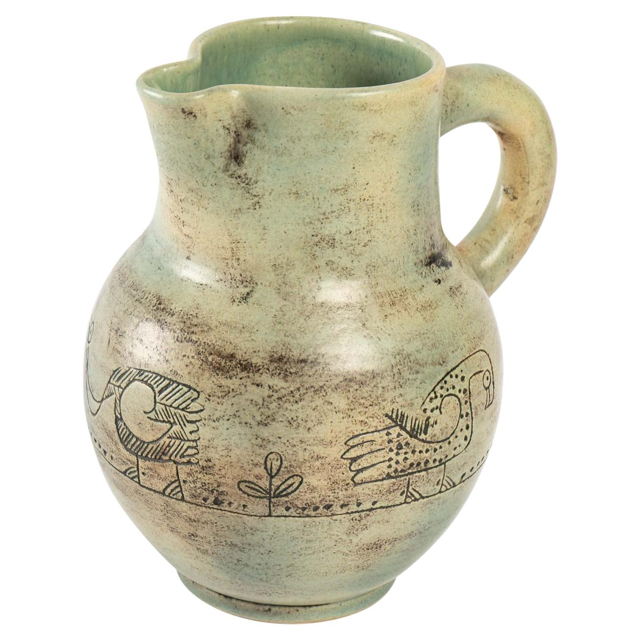 Jug by Jacques Blin