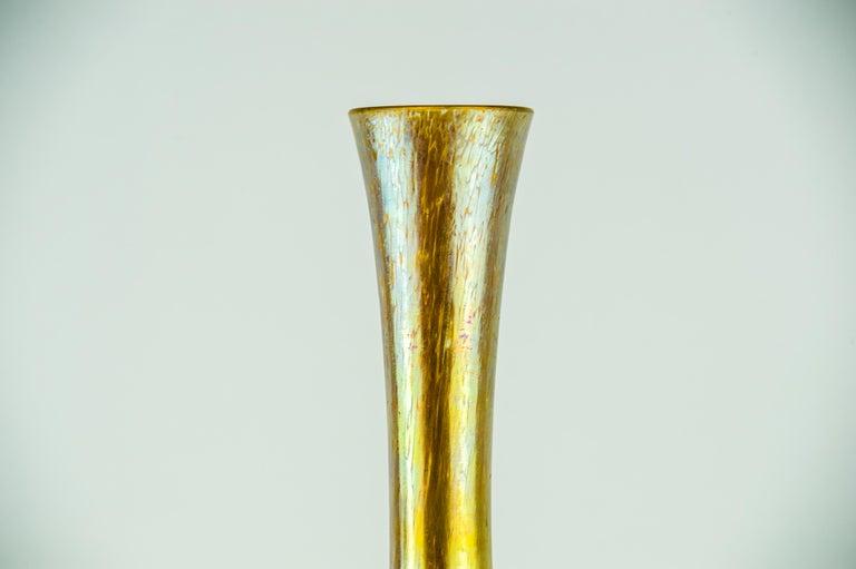 Early 20th Century Jugendstil Loetz Vase, circa 1903 For Sale