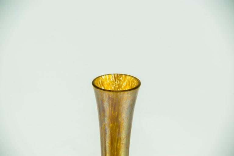 Jugendstil Loetz Vase, circa 1903 For Sale 1