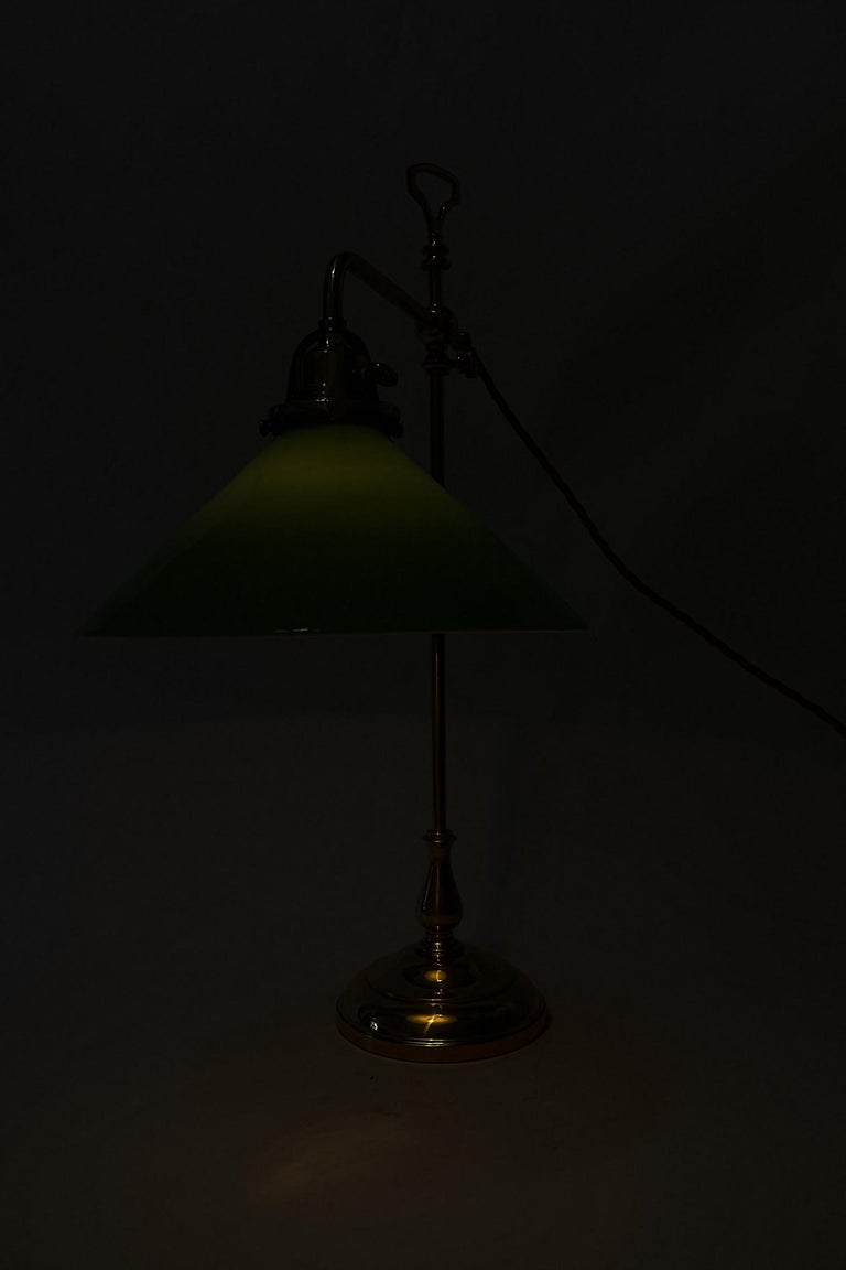 Jugendstil Table Lamp