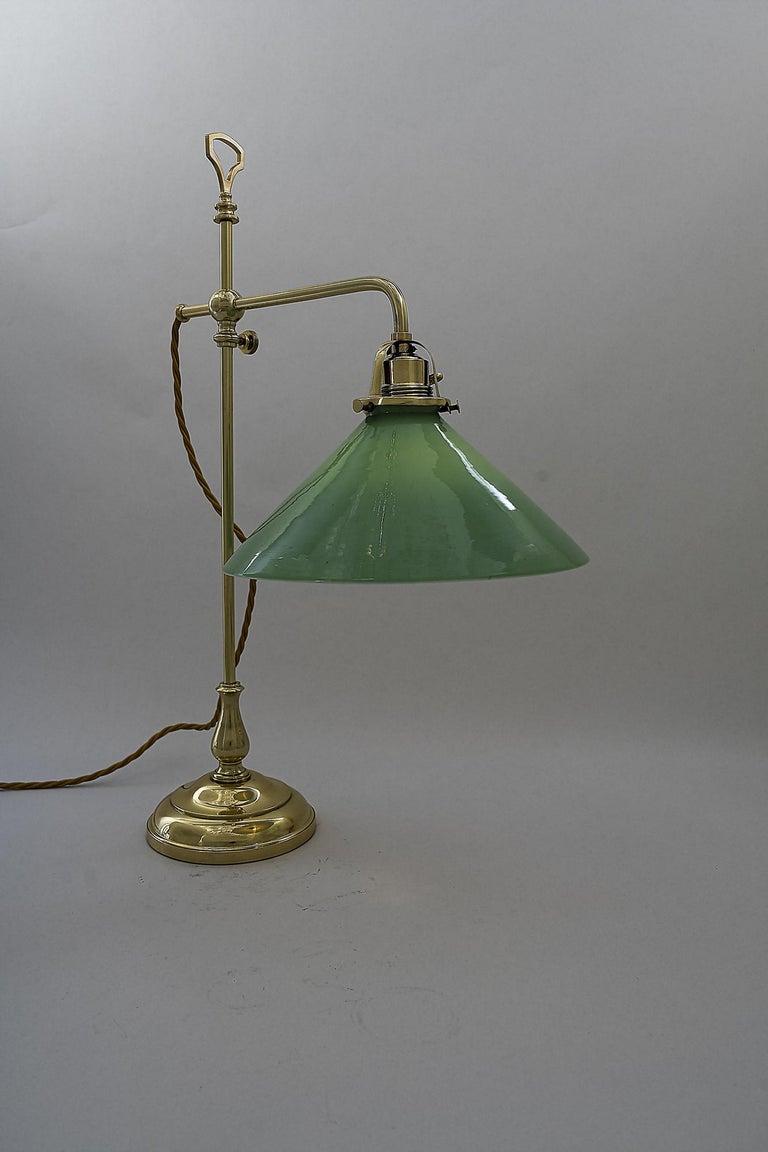 Austrian Jugendstil Table Lamp
