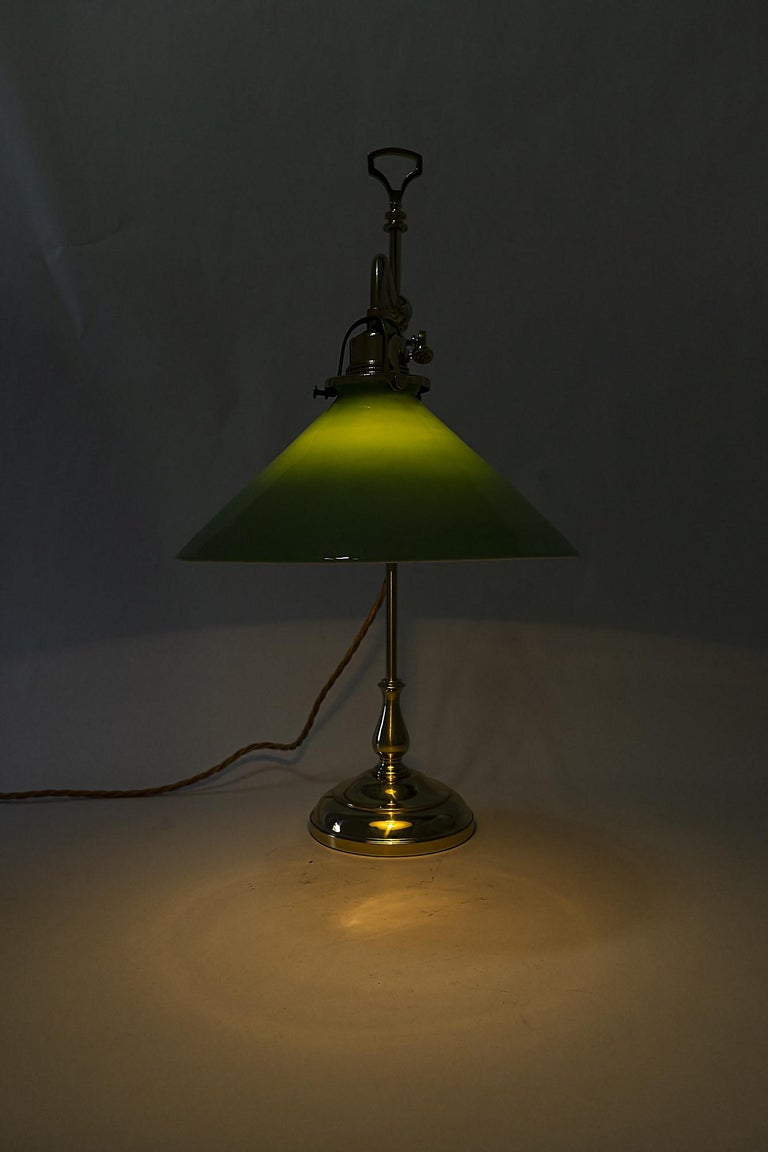 Early 20th Century Jugendstil Table Lamp