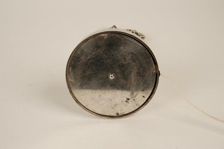 Jugendstil Table Lamp in Influences from Josef Hoffmann For Sale 3