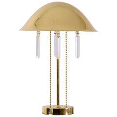 Jugendstil Table Lamp, Matches the Josef Hoffmann Chandelier, Re-Edition