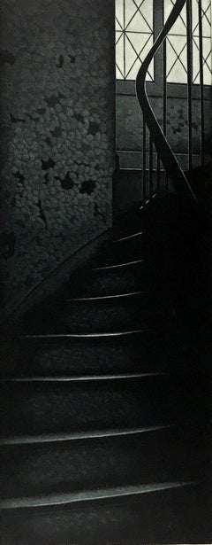Before It Happened (A mysterious staircase offers no clues as to what happened)