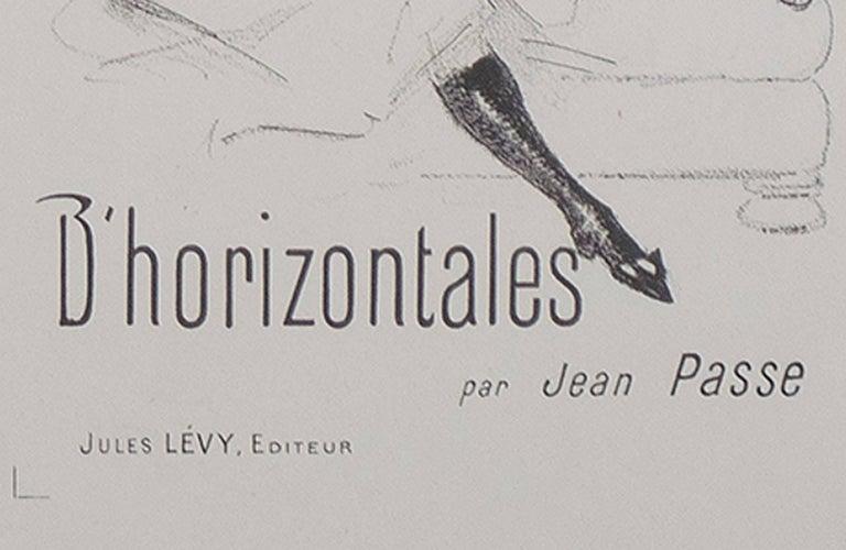 Graine d'Horizontales For Sale 1