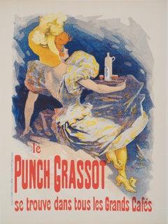 Punch Grassot - Lithograph (Les Maîtres de l'Affiche), 1895