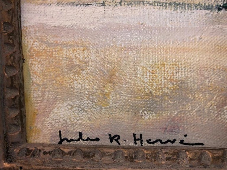 Jules Herve Painting For Sale 2