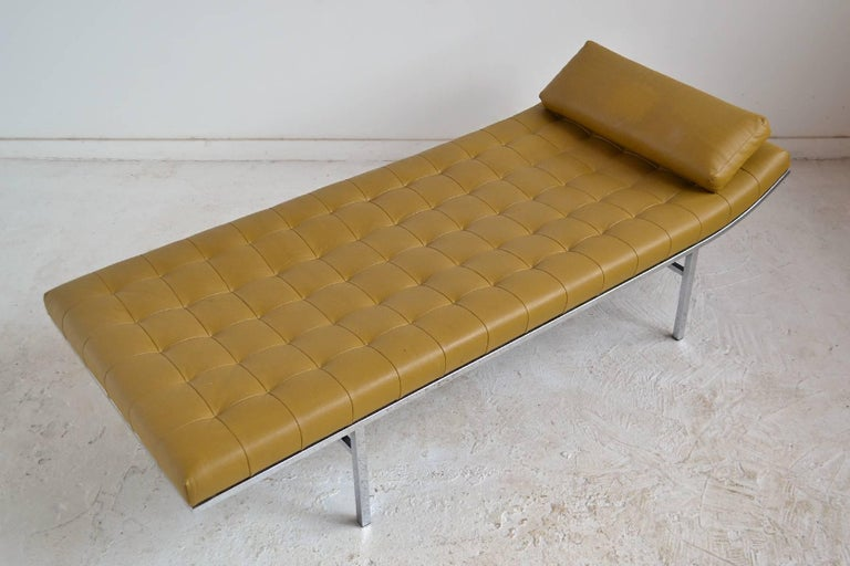 Upholstery Jules Heumann Chaise by Metropolitan For Sale