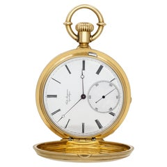 Jules Jurgensen Pocket Watch in 18k